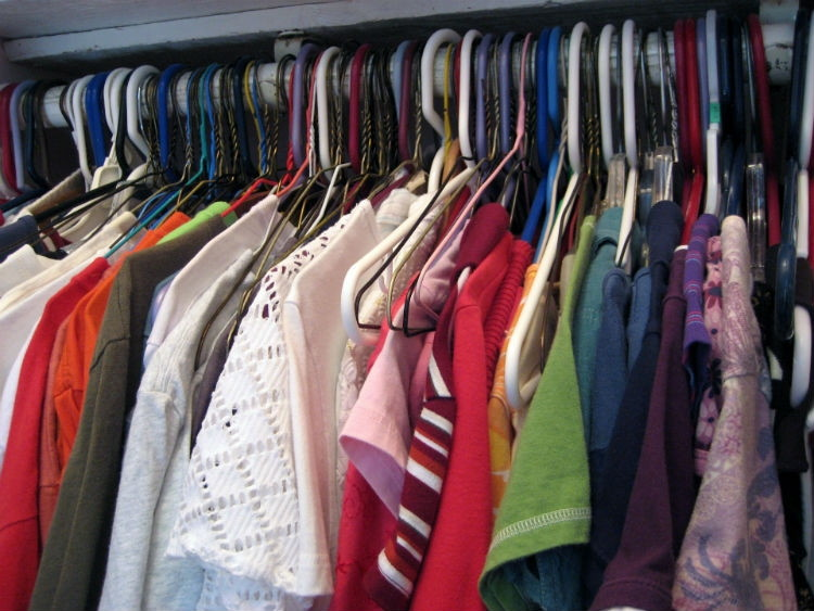 Resell your brand-name used clothes or shoes on ThredUp.