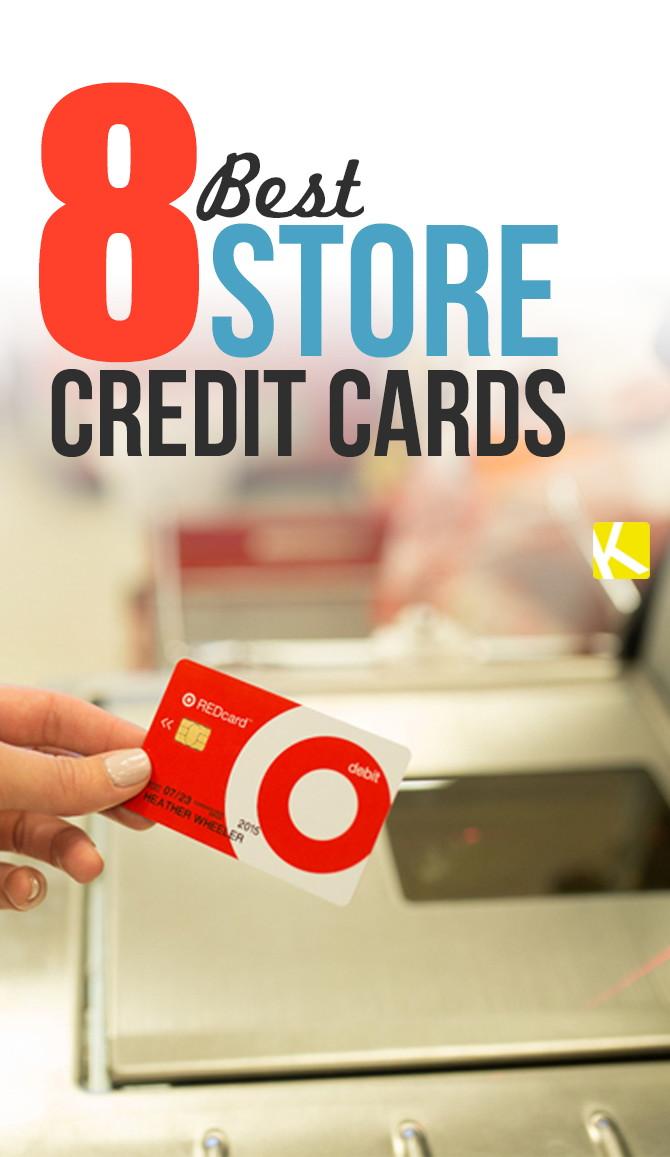 8 best store credit cards the krazy coupon lady. Black Bedroom Furniture Sets. Home Design Ideas