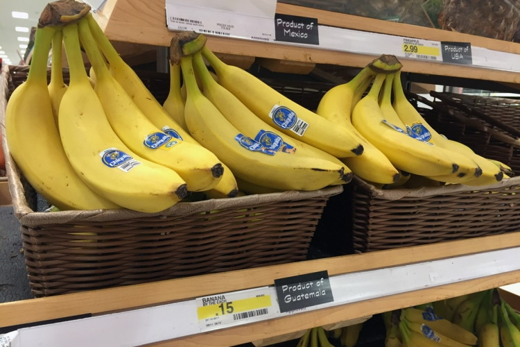 Banana-Target