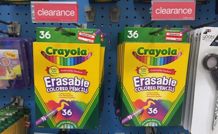 Clearance-Crayols