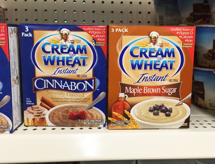 Cream of Wheat Dollar Tree