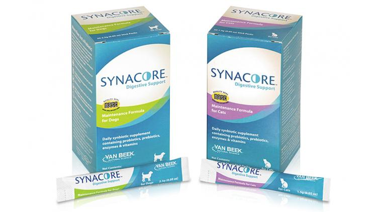 Synacore Supplements for Dogs and Cats