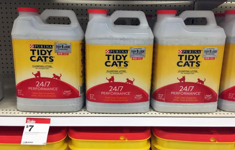 Tidy-Cats-Target