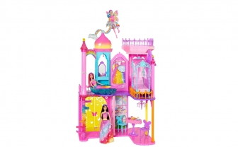 Barbie Rainbow Cove Castle Playset, Just $64.00–Lowest Price!