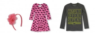 The Children's Place: Clothing & Accessories, Under $5.00 Shipped!