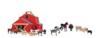 Melissa & Doug Fold & Go Barn, Only $33.55!