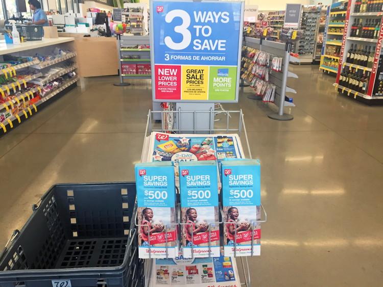 How to Coupon at Walgreens