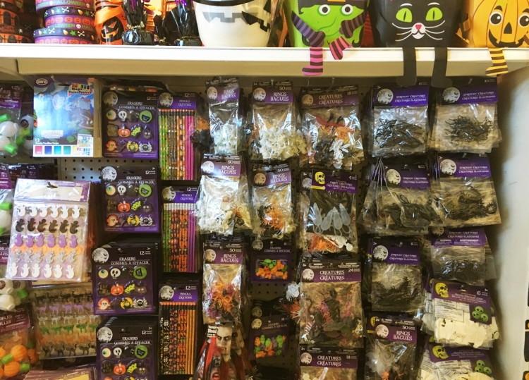 halloween non candy treats dollar tree - Dollar Tree Halloween