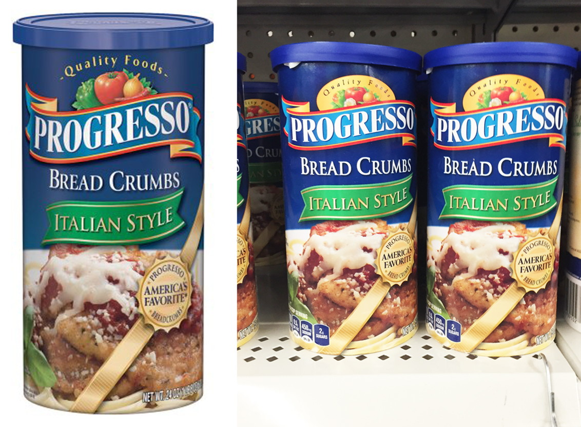 coupons for progresso bread crumbs