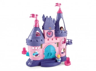 Top Toy Alert at Kohl's! $45 Off Fisher-Price Princess Songs Palace!