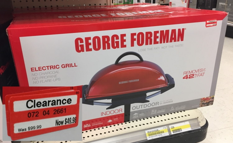 clearance-george-forman