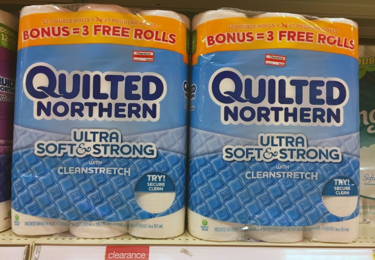 clearnce-quilted-northern
