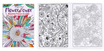 30% Off One Item at Hollar–Adult Coloring Books, Only $1.40!