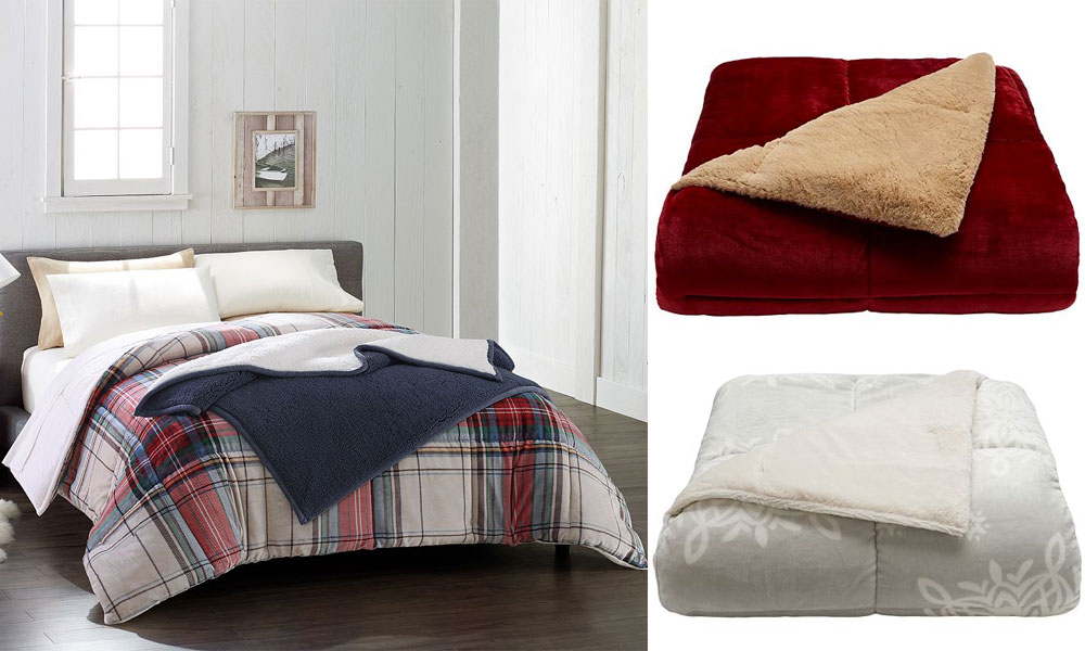 major discounts on comforters & quilts at kohl's + extra savings