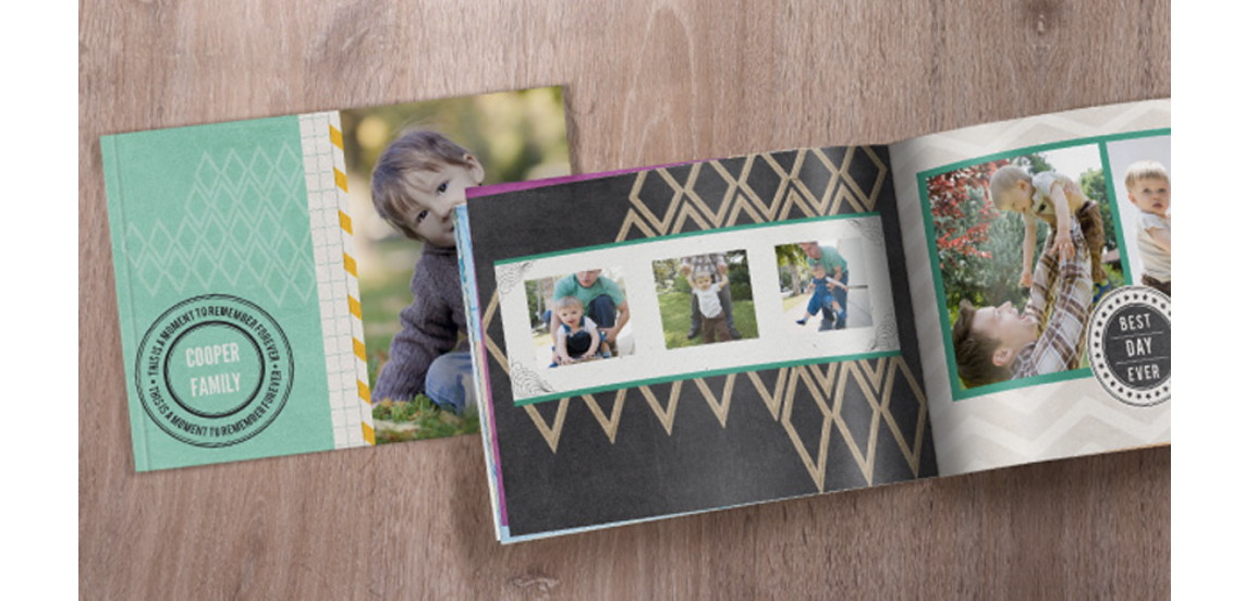 Free Personalized Photo Book–Great Gift Idea!