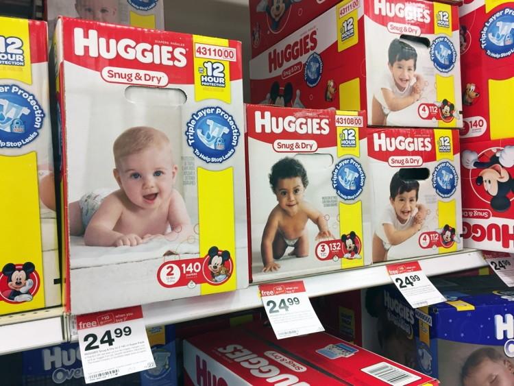 huggies-diapers