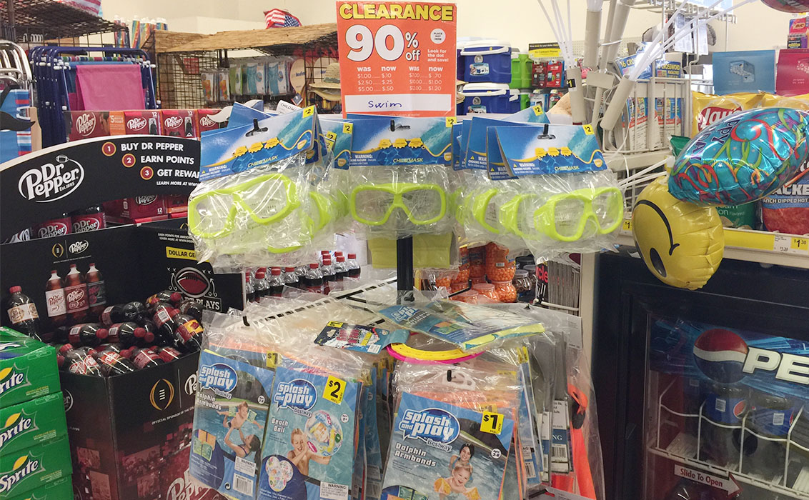 90 Off Swim Summer Toys At Dollar General