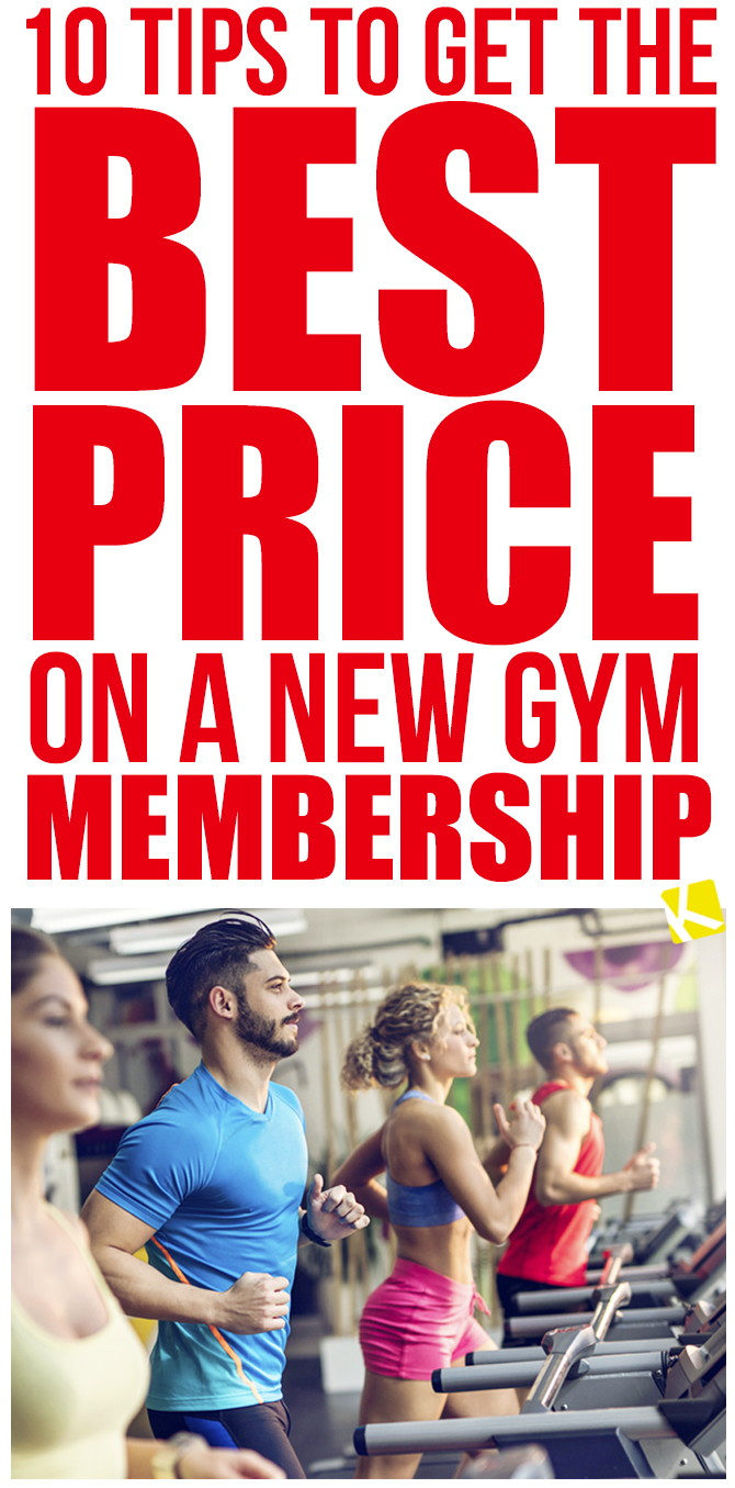10 Tips to Get the Best Price on a New Gym Membership ...