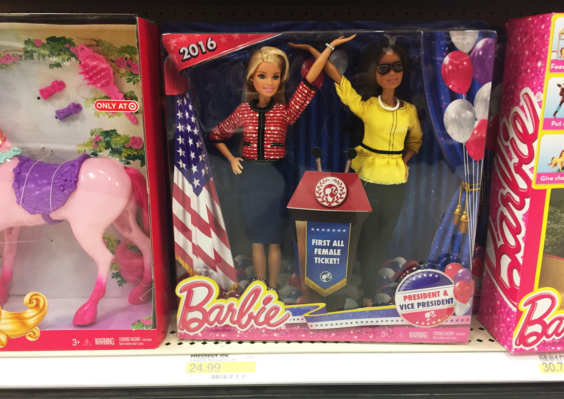 Barbie President 2 Pack Only 499 At Target Reg 2499