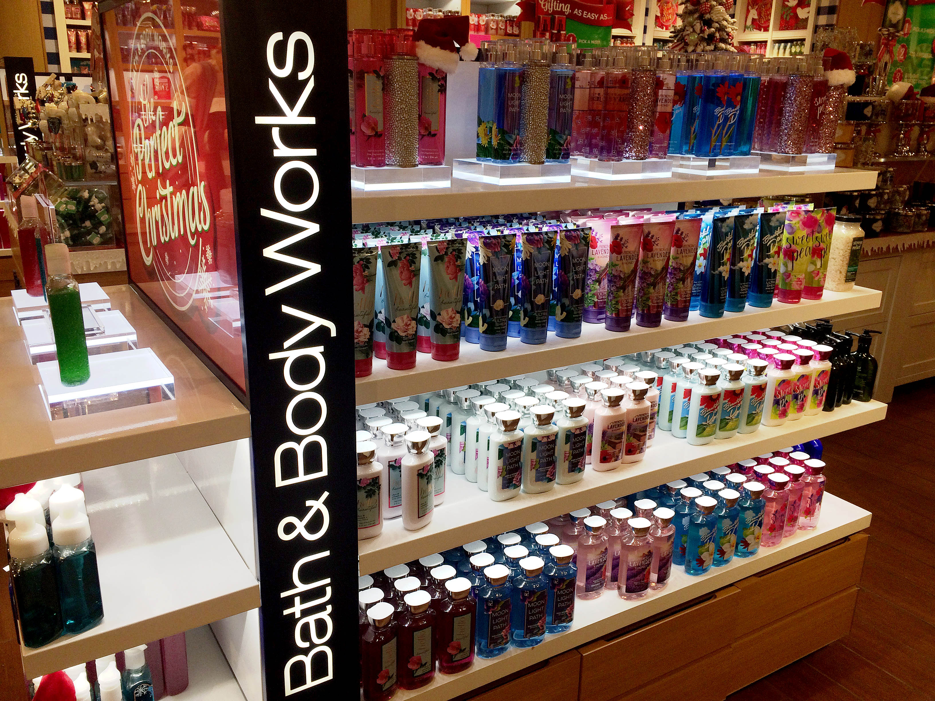 About Bath & Body Works. Bath & Body Works is a high-end chain of fragrance stores that caters to people who love to be pampered. Committed to making fragrances fun, muspace.ml regularly features amazing deals, like buy 3 get 2 free.