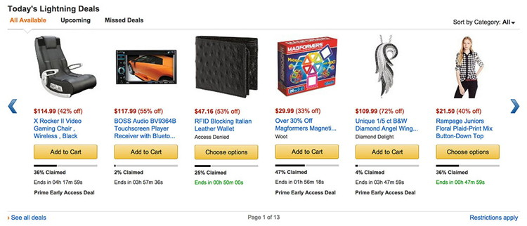 Top 12 Amazon Prime Tools to Use This Christmas - The Krazy Coupon ...