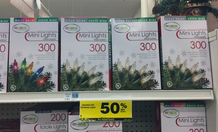 decorations christmas lights 2 buy 1 rite aid