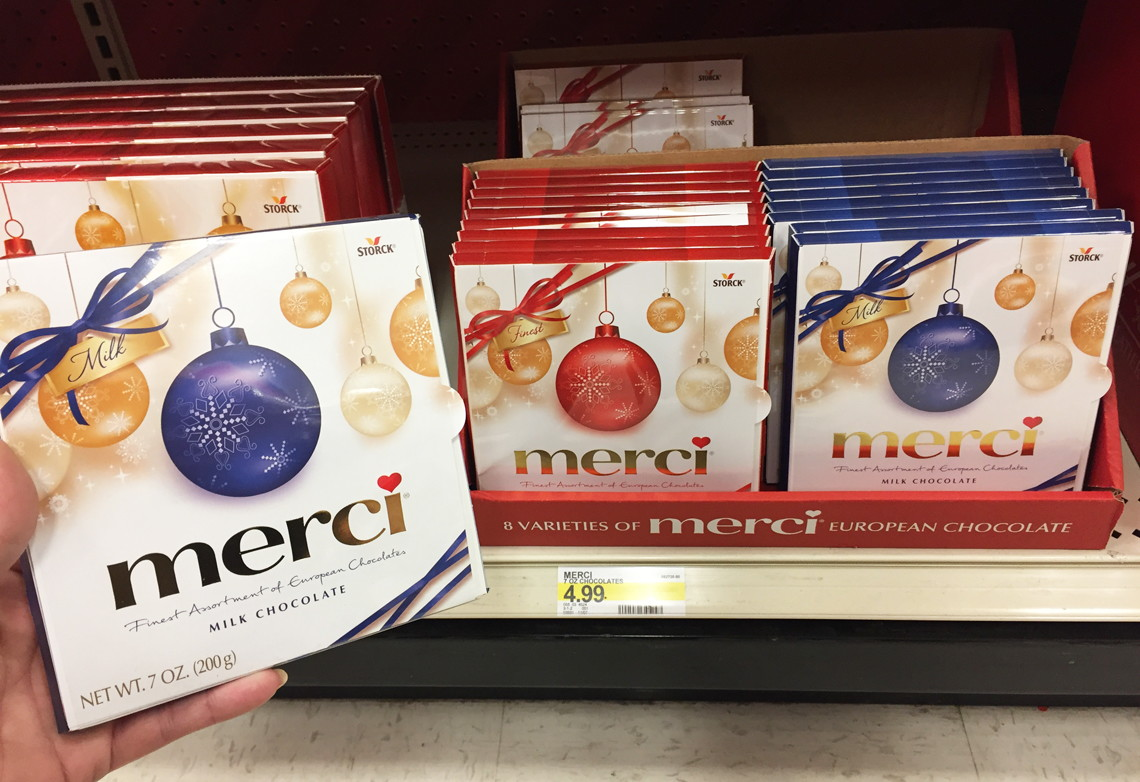 Merci Chocolates, Only $1.74 at Target--Reg. $4.99! - The Krazy ...