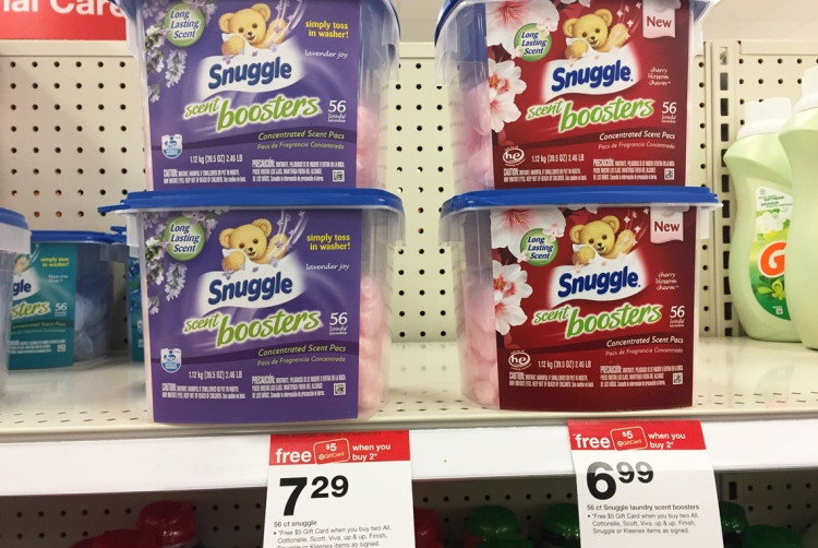 snuggle-booster-target