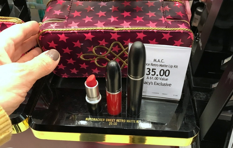 MAC Nutcracker Gift Sets, as Low as $20 at Macy's! - The Krazy ...