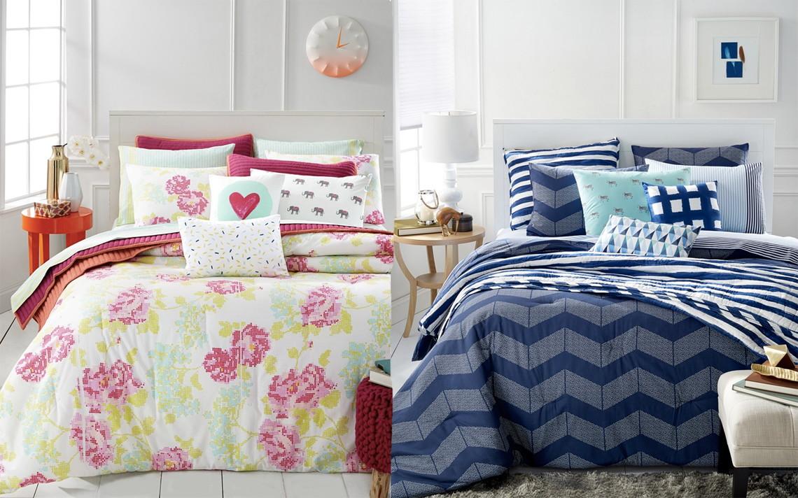 Martha Stewart 5-Pc. Comforter...