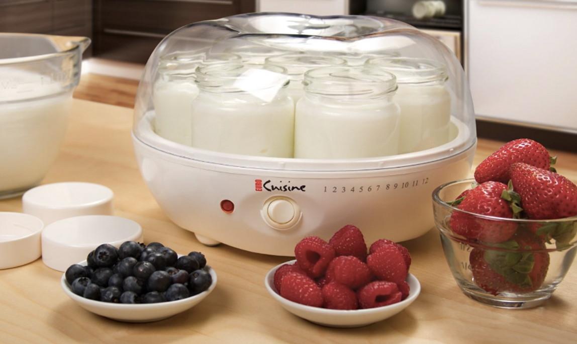 cuisinart yogurt maker instructions