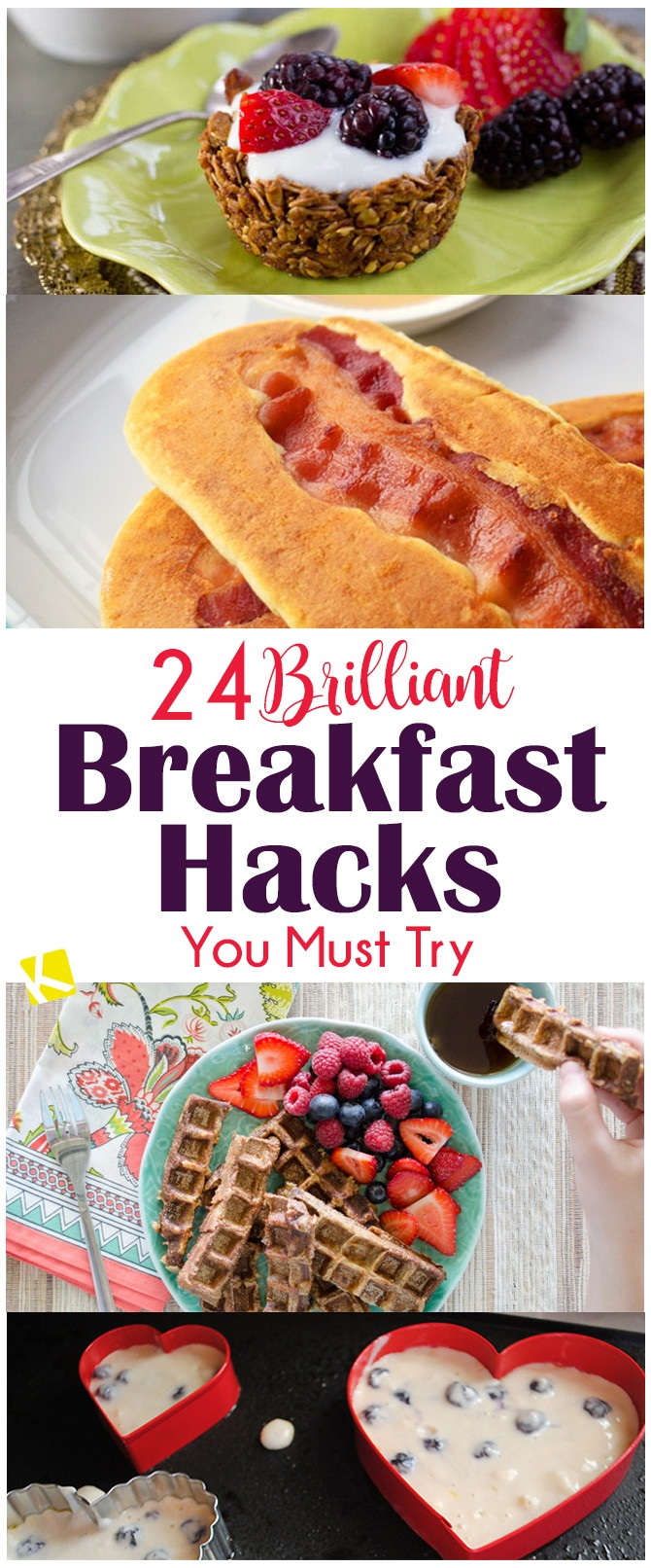 24 Brilliant Breakfast Hacks You Must Try