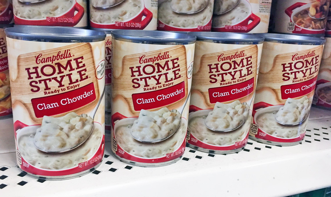 Campbell S Homestyle Soup Only 0 50 At Dollar Tree