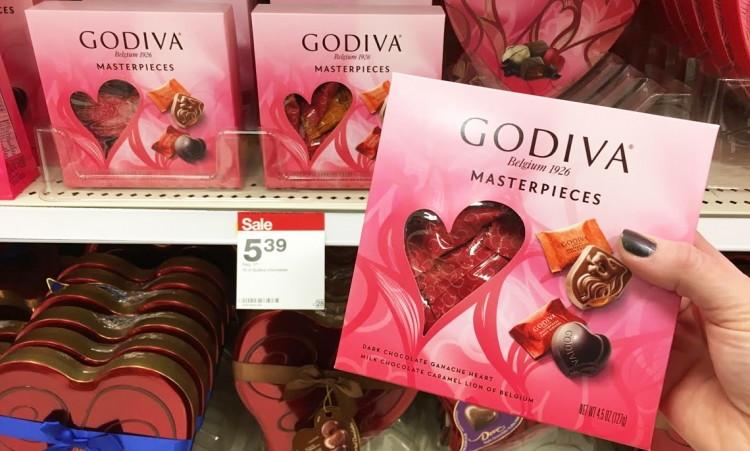 Godiva Valentine\'s Day Chocolates, Only $2.64 at Target (Reg ...