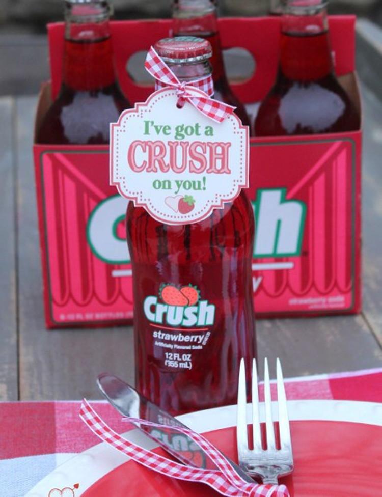"I've got a ""Crush"" on you."