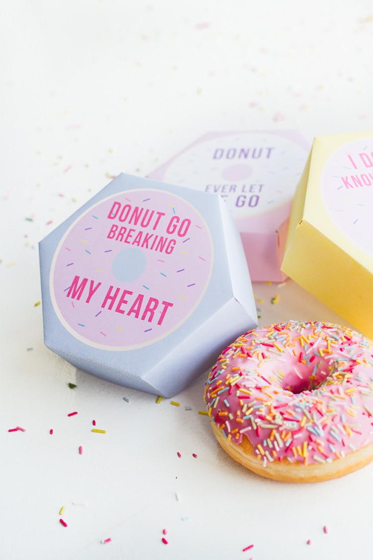 """""""Donut"""" go breaking my heart."""