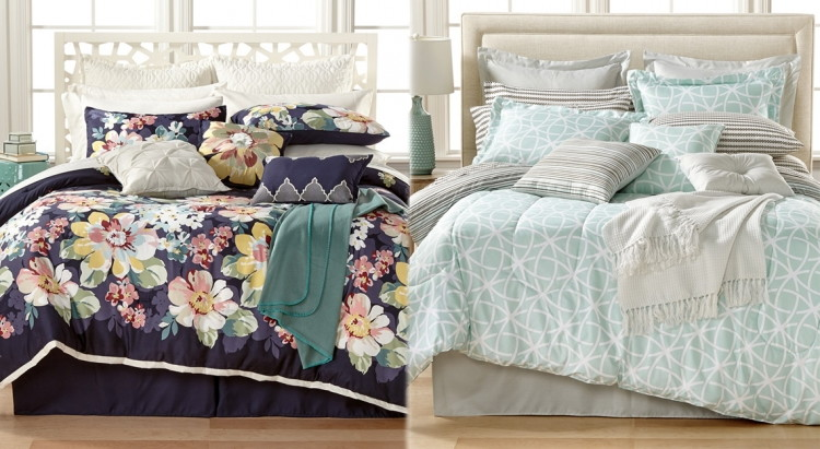 macy's: 16-piece comforter sets, only $29.97--all sizes! - the