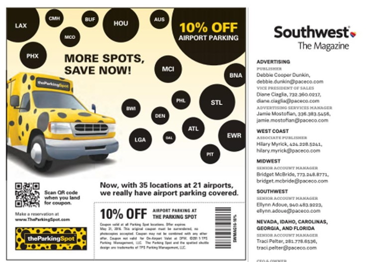 What Is A Parking Spot Discount Coupon Proquestyamaha