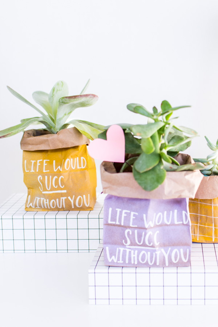 """Life would """"succ"""" without you."""