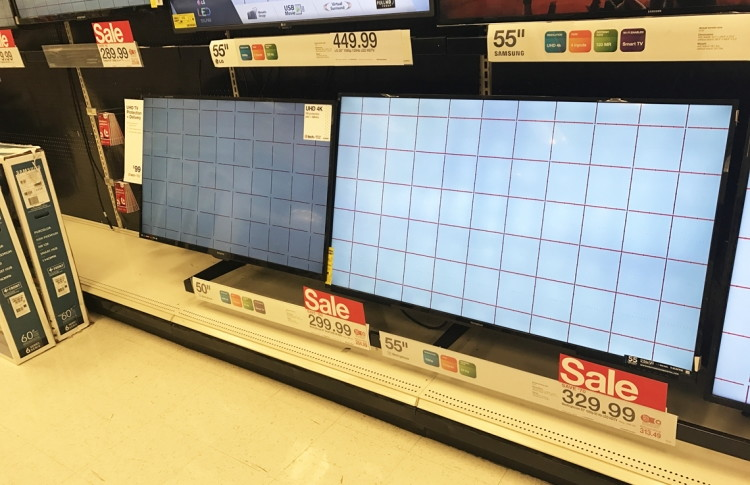 Coupons for tvs at target