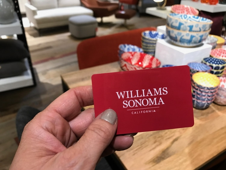Williams sonoma home online coupon