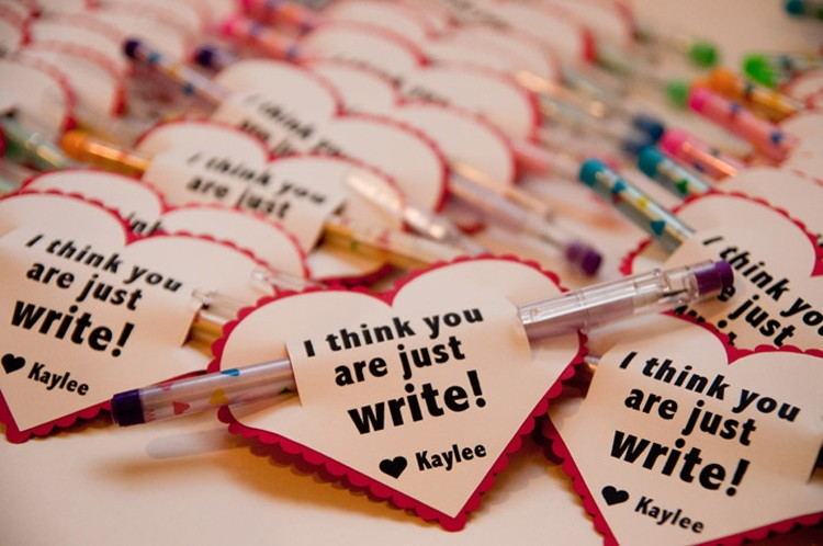 """I think you are just """"write."""