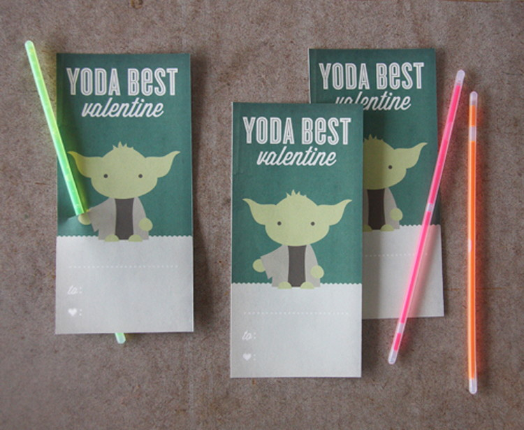 "Yoda"" best Valentine."