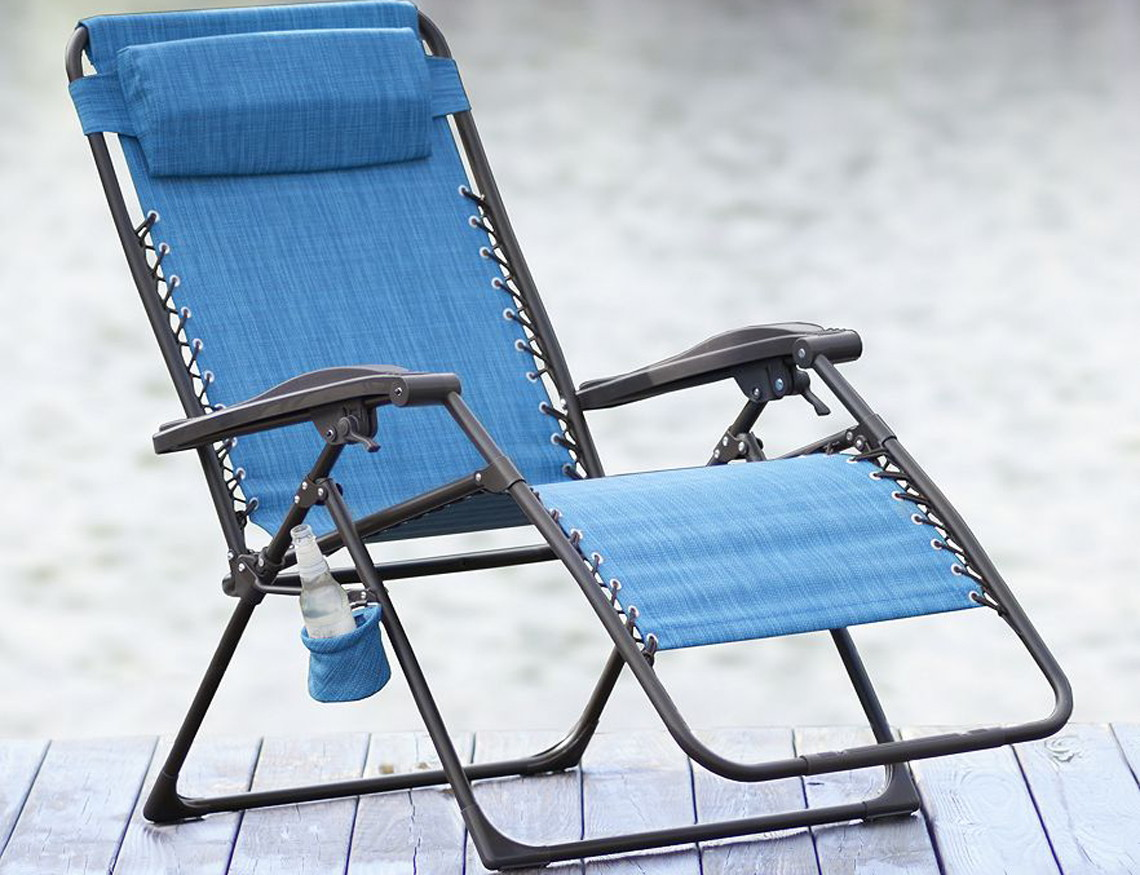 Anti gravity chair kohls - Sonoma Antigravity Patio Chairs Only 40 99 At Kohl S The Krazy Coupon Lady