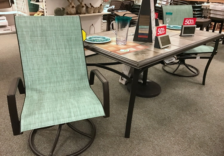 Be Sure To Check Out The Sonoma Swivel Sling Patio Chair. This Two Piece  Set Will Be Just $78.69. Select Free In Store Pickup If Available, ...