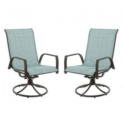 Sonoma 2-Piece Swivel Patio Chairs, Only $96.99 at Kohl's--Reg $329.99 - Kohl's Patio Chairs Our Designs