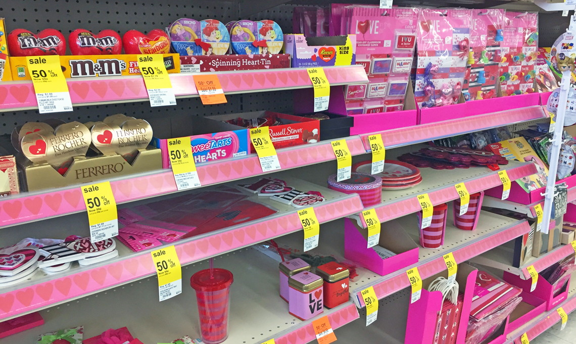 More Valentine\'s Day Clearance at Walgreens--$0.59 Plates & More ...