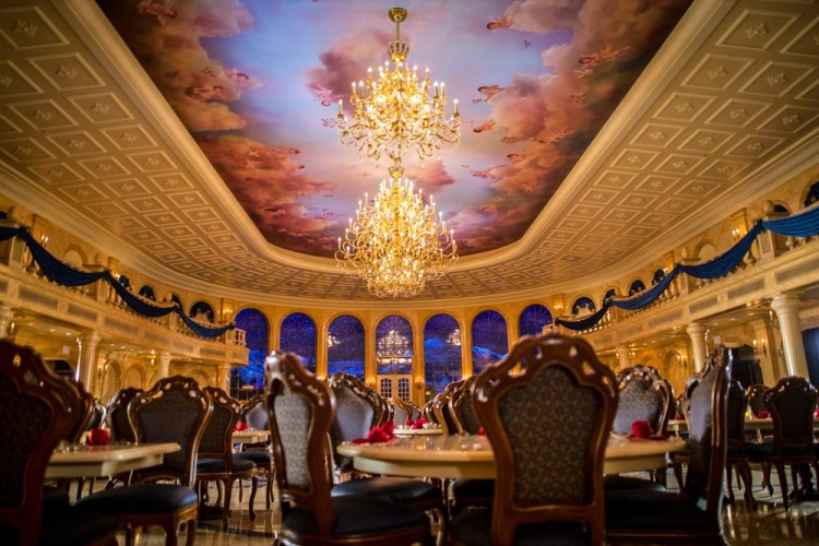 Make reservations at park restaurants to avoid long wait times.