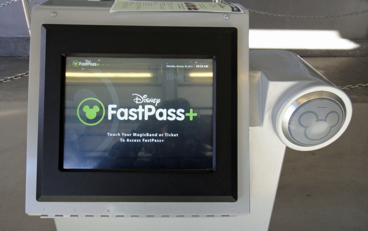 Done with your 3 FastPass+ line skips? Reserve more in the park or via the app.
