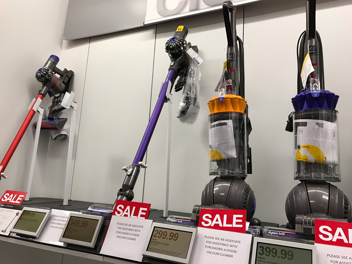 dyson ball multi floor upright bagless vacuum only at kohlu0027s the krazy coupon lady